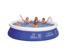 JILONG Prompt Set Pool Marin Blue 360 - Piscina Quick-up 360 x 76 cm