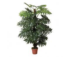 Planta artificial filodendro 150 cm altura, Catral 74010014