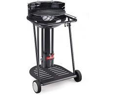 Barbecook Bcook Major Go Black - Barbacoa de carbón, 65 x 68 x 102 cm, color negro