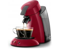 Cafetera PHILIPS HD6555 Rojo