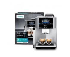 Cafetera automática Siemens TI9553X1RW EQ.9 plus connect s500 inox