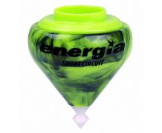 Fábrica de Juguetes Peonza Energia Marble (Naranja/Negro)