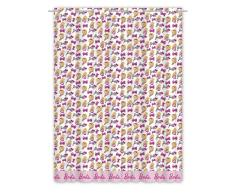 Cortina 140 x 270 cm. Barbie Pink