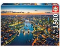 Educa Puzzle Londres Desde El Aire 1500 Piezas