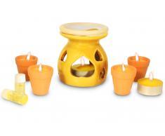 Set de velas aromáticas