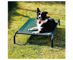 Nortene Cama perro mediana 110 x 65 x h.20 (ext) 317270