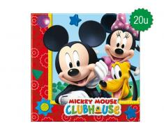 "Papstar Servilletas Papel ""Playful Mickey"" (20uds)"