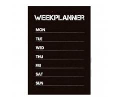 Pizarra de Vinilo Week Planner 60x45