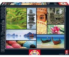 Educa Puzzle Colores De Asia 1000 Piezas