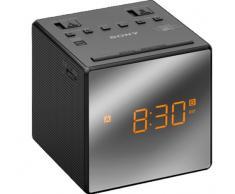 Radiodespertador Sony Negro ICFC1TB