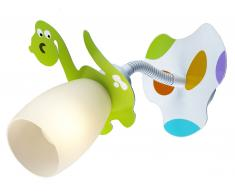 Aplique infantil dinosaurio (1 luz)