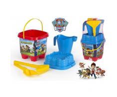 Set de juguetes para la playa de Patrulla Canina