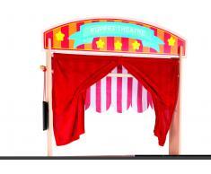 Legler Puesto De Venta Y Teatro De Marionetas