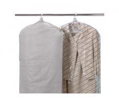 Rayen Funda Guardarropa Gris Transparente 60x1.50cm