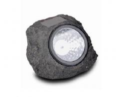 Piedra Lampara Solar 10cm (1ud)