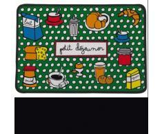 """Aramis Alfombra Cocina \""""Petit Dejeuner\"""""""