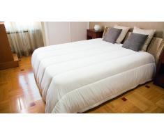 Pack ahorro: Edredón nórdico 2 almohadas de fibra