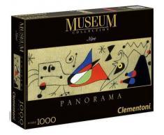 Clementoni Puzzle 1000 Mujer Y Pajaro