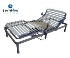 Cama articulada eléctrica 5 planos y 4 niveles de articulacion de Lecaflex
