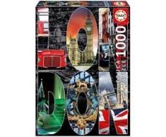 Educa Puzzle Collage De Londres 1000 Piezas