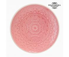 Plato Porcelana Coral by Bravissima Kitchen