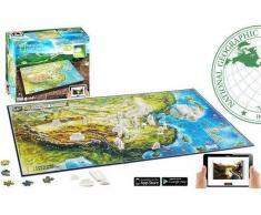 4D Cityscape Puzzle 4D Civilizaciones Antiguas China