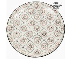 Plato Llano Porcelana - Colección Kitchen\\\'s Deco by Bravissima Kitchen