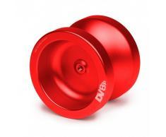 Fábrica de Juguetes Energia Yoyo Dv888 Rojo