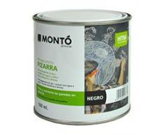 Monto pinturas Htm pintura pizarras Verde 500ml (500 ml)