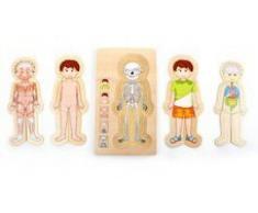 """Legler Puzzle anatomía """"Tim"""""""