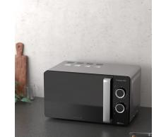 Microondas Cecotec ProClean 3050 20 L 700W Plateado Negro