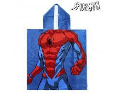 Poncho-Toalla con Capucha Spiderman 74188