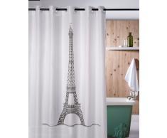 Cortina de baño sistema mágico Eiffel 180 x 200