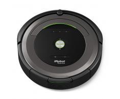 Robot aspirador iRobot Roomba 681 con navegación reactiva iAdapt y sensores ópticos y acústicos