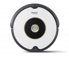 Robot aspirador Irobot Roomba 605+ 3 cepillos laterales 3 aspas