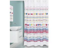 Cortina de baño sistema mágico Perseo 180 x 200