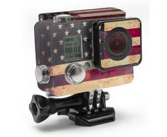 Pegatinas de Personalización USA para GoPro Hero3