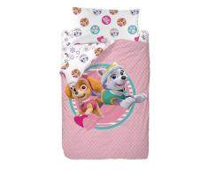 Patrulla Canina Girls Funda nórdica 3 piezas cama 90 cm
