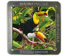 Aeme Games Puzzle 3D Magna - Tucanes