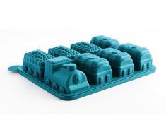 Quid Molde Silicona 3D Tren Prepara Silicona