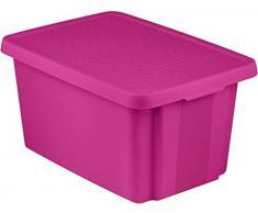 Caja Almacenaje/Ordenación Rosa Essentials Box