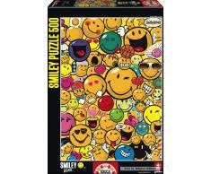 Educa Puzzle Sonrisa Mundo 500 Piezas