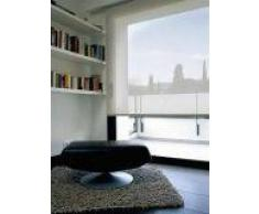 Viewtex Estor enrollable Decoscreen lino blanco 165 x 190 cm
