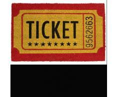 """Aramis Felpudo \""""Ticket\"""""""