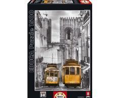 Educa Puzzle 1500 Piezas Barrio De La Alfama, Lisboa