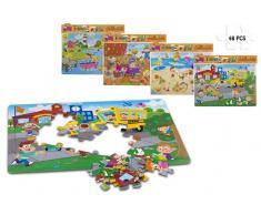 Puzzle 48 piezas