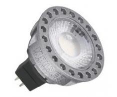 Silver Electronics Bombilla led 460916 gu5.3 7w 490 lumen fria