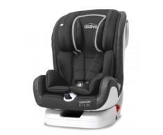 Silla de coche Asalvo Confort Fix Gris Grupo 1-2-3