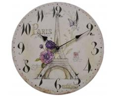 Superstudio Reloj Decorativo De Pared Beautiful Paris 34- HCN711-87