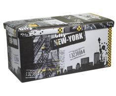 Baul New York City 76,5x38x36,5cm